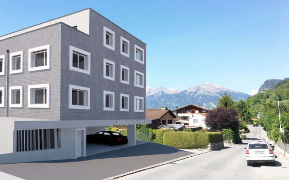 Immobilienprojekt Siwss Mountain Immobilien AG
